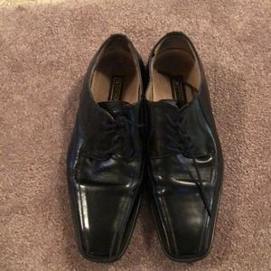 Stacy Adams Black Men Loafers